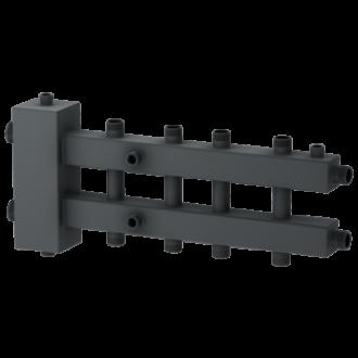 Гидравлический разделитель совмещенный с коллектором СЕВЕР-М5