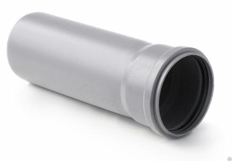 Удлинение Ø80 длина 1000 мм