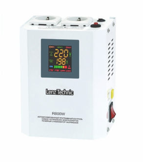 Стабилизатор Lenz Technic R1000W