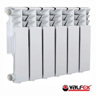Радиатор алюминиевый VALFEX OPTIMA 500/80 4 секции (на заказ)